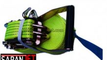 Polyester Fosforlu Spanzet, Büyük Boy, 50mm, SP-50-05